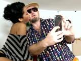 Grosse fiesta dans le cul d'une bombe cubaine